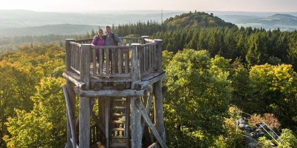 höchster Aussichtspunkt im Gerolsteiner Land