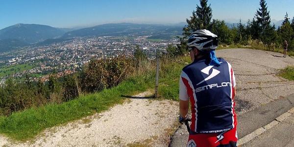 Rosentaler Hof, Rennradtour Dobratsch
