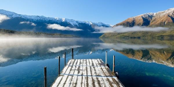 Lake Rotoiti Nelson Nationalpark