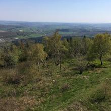 Ausblick vom Preußischen Verlmerstot