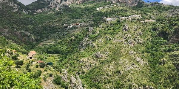 Towering Limestone Mountains