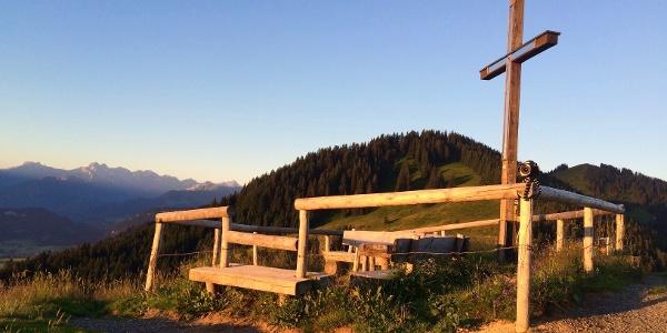 Gipfelkreuz Ofterschwanger Horn