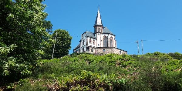Pälzer Keschdeweg Etappe 3 St. Anna Kapelle