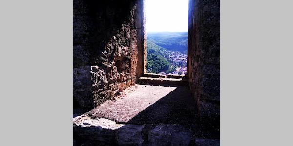 Das Fenster nach Urach