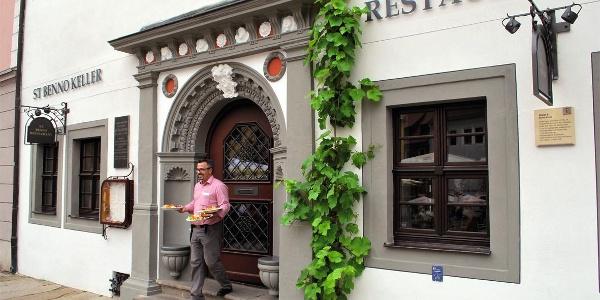 """""""St. Benno"""" Gewölberestaurant"""