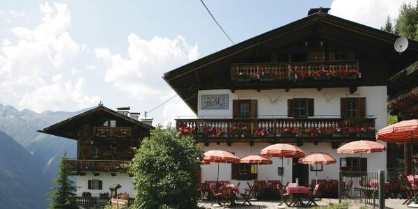 Jausenstation Bichl Sommer