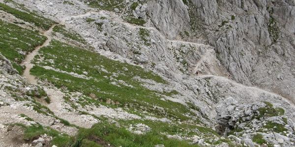 Trekking al Rifugio Velo della Madonna