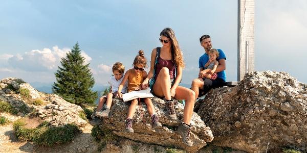 Familienwandern am Hochhäderich