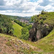 Blick vom Steinberg
