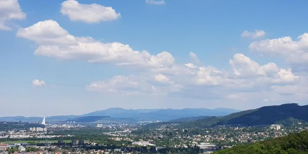 View over Basel