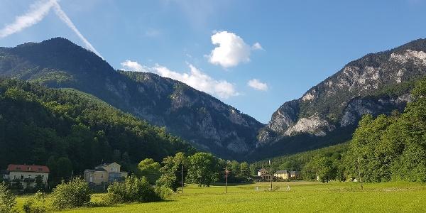 zurück in Reichenau