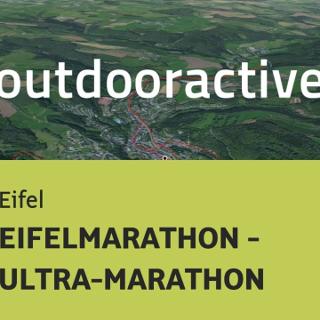 Trailrunning-Strecke in der Eifel: EIFELMARATHON - ULTRA-MARATHON