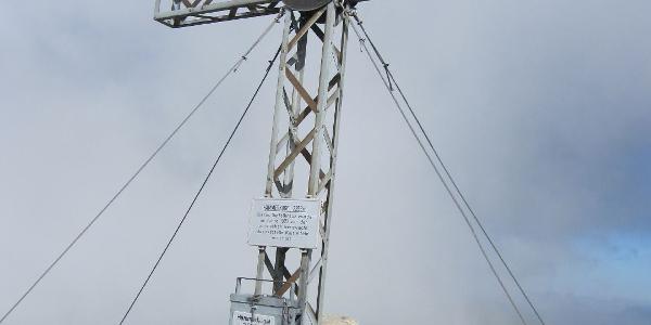Gipfelkreuz Hämmerkogel