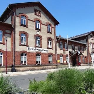 Bahnhof Hainsberg