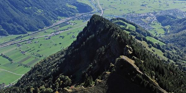 Gipfel des Hirzli
