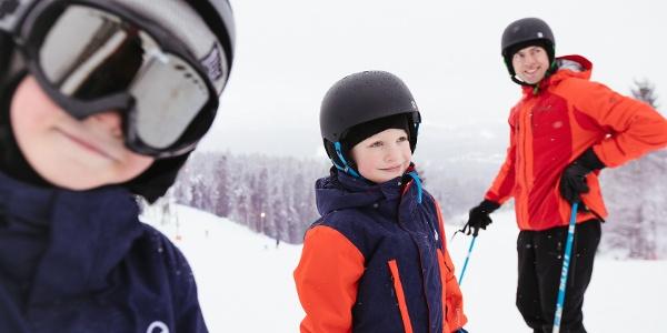 Beginner Ski Class at Vuokatti Slopes