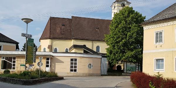 Ortszentrum Neukirchen an der Vöckla