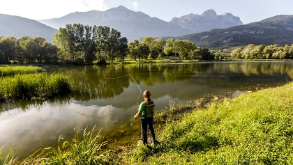 @Roberto Bragotto Photographer - Trentino Fishing - Lago Terlago