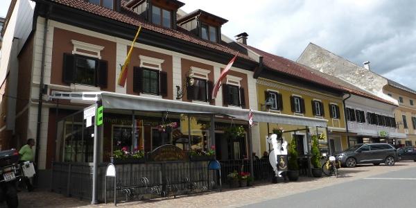Hotel Goldenes Rössl, Sachsenburg