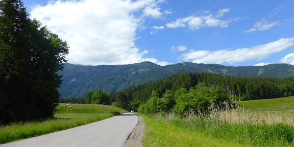 Radweg nach Spittal