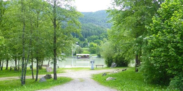 Drau Radfähre