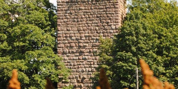 Höfe POI5 Ruine Waldau
