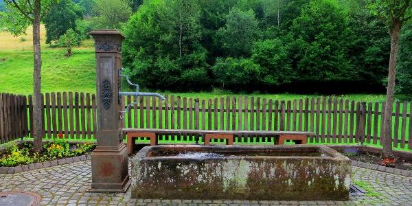 Brunnen in Erlenbach