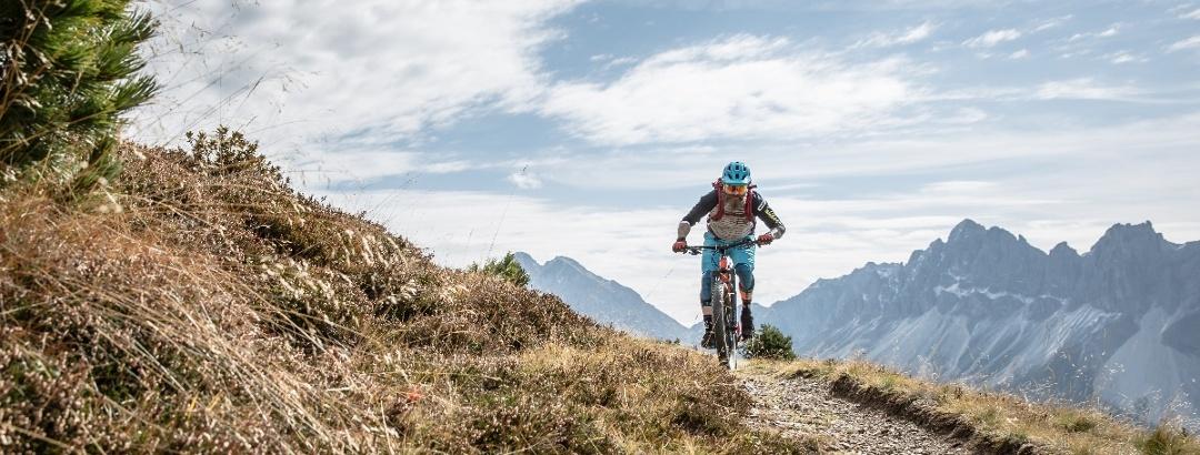 Brixen Bikepark auf der Plose
