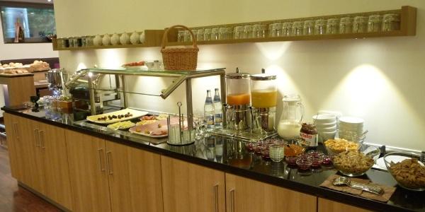 Hotel IM PARK, Bad Iburg - Frühstücksbuffet