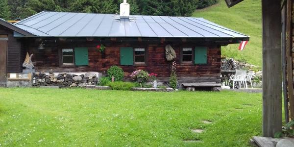 Berghütte Laubenzug