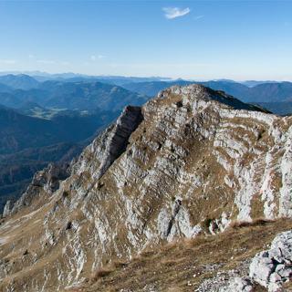 Dürrenstein Gipfel