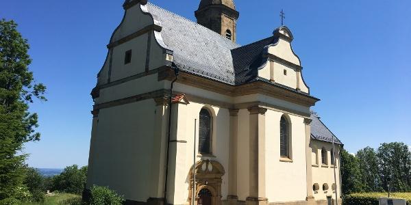 Wallfahrtskirche auf dem Rechberg