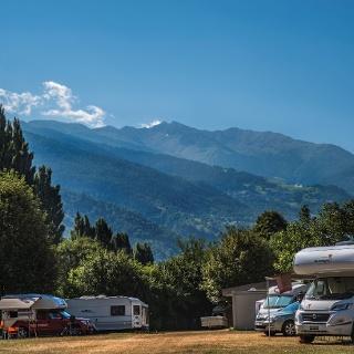 Campingplatz Mühleye Visp