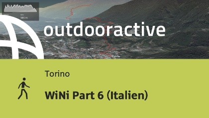 Wanderung in Torino: WiNi Part 6 (Italien)