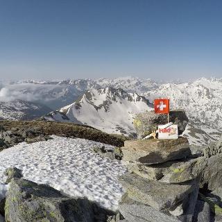 Pizzo Fortünéi (2811 m)