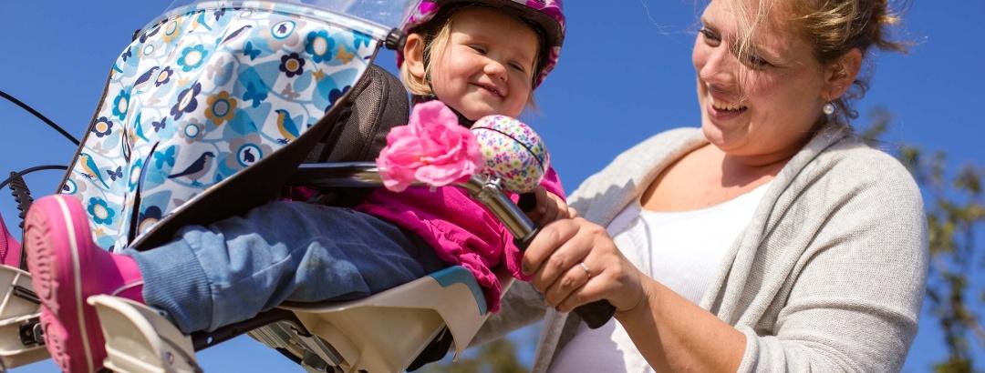 Auf Radtour mit der ganzen Familie quer durch den Kreis Soest