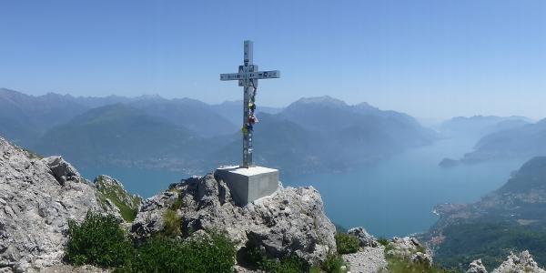 Monte Grona Gipfel