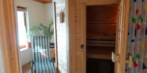 Sauna Pumphut's Scheune