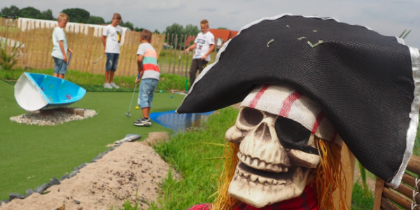 Piratenbucht Adventure Golf Hagenburg