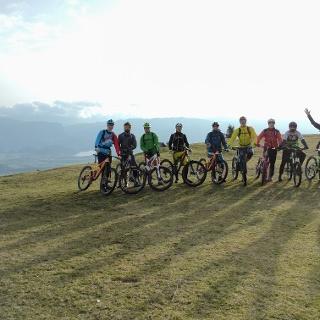Around Radovljica on your mountain bike