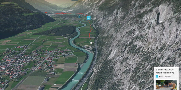 Fernradtour im Ötztal: Ötztal Radweg (11)