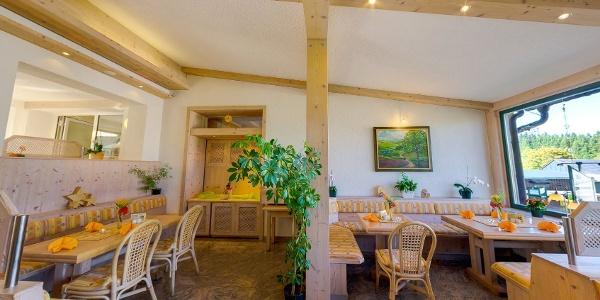 Ferienhotel Mühlleithen - Restaurant Vugelbeerbaam