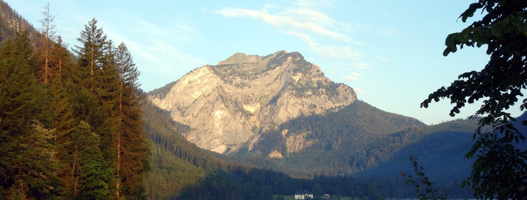Brunnkogel, das Gipfelziel vom Vord. See