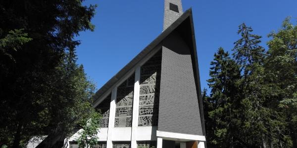 Kapelle St. Michael am Mummelsee