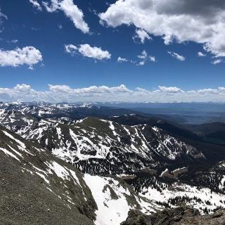 The summit of Mt. Ida