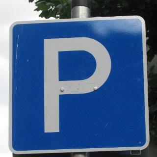 Bergeschluchtenpfad Ehrenburg_Parkplatz