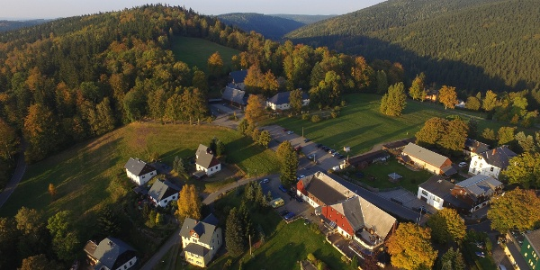 Luftbild Bärenfels