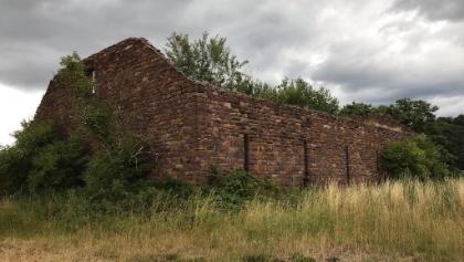 Ruinen-Scheune