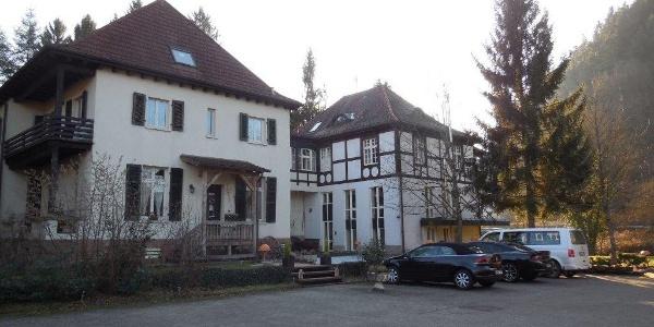 Aussenansicht Villa Romantica II