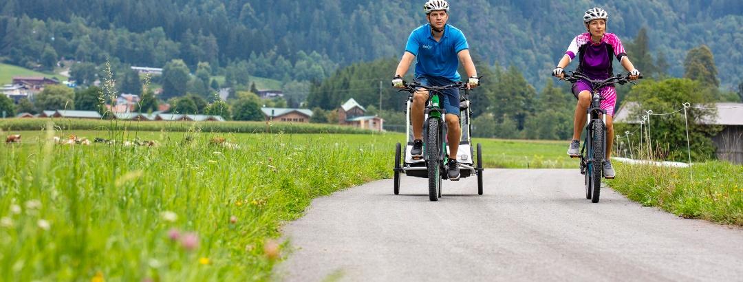 Familienfreundliche Radtouren
